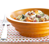 Autumn Vegetable Pilaf
