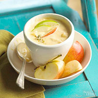 Image of Apple-cheddar Soup, Better Homes and Garden