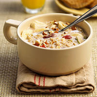 Swiss Oatmeal