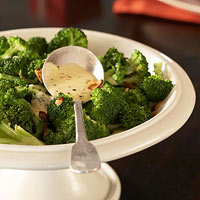Braised Broccoli