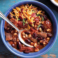 Winter Woods Chili