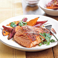 Image of Ancho Glazed Salmon, Better Homes and Garden