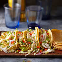 Fish Tacos with Peppers