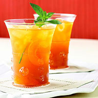 Apricot Iced Tea