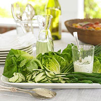 Butter Lettuce Salad