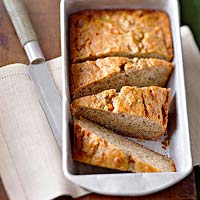 Pear and White Cheddar Quick Bread