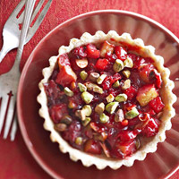 Nuts About Cranberry Tarts