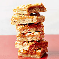 Cashew Crunch Bars