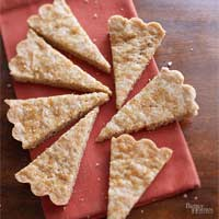 Maple-Pecan Shortbread