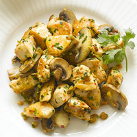 Spicy Chicken and Mushrooms (TNT) L_R124767