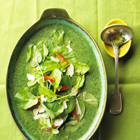 Italian Spinach Soup