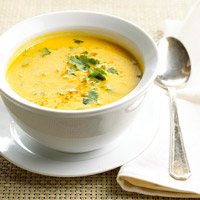 Curried Butternut Squash Soup Recipe
