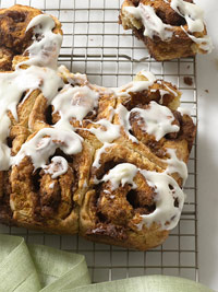 Easy Cinnamon Rolls