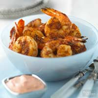 Spicy Cajun Shrimp