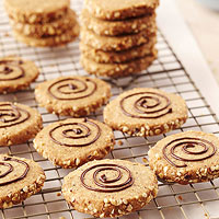 Brown Sugar Icebox Cookies