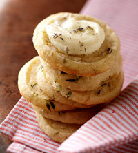 Lemon-Lavender Cookies
