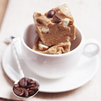 Latte Fudge