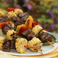 Image of Asian Beef Kabobs, Better Homes and Garden