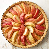 Image of Apple And Browned Butter Tart, Better Homes and Garden