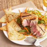 Image of Asian Grilled Tuna, Better Homes and Garden