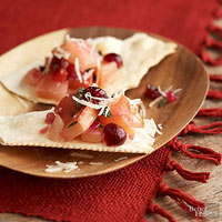 Chunky Apple-Sage Appetizer