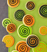 Spiral Cookies