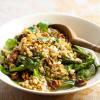 Sweet and Spicy Barley