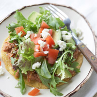 Image of Adobo Pork Tostadas, Better Homes and Garden