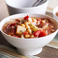 Garbanzo Bean Stew