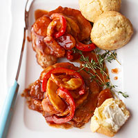Fruited Pork Chops