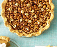 Maple Hazelnut Pie