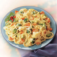 Turkey Primavera Recipe