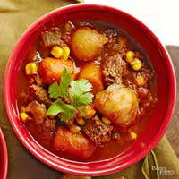 Image of Ancho-beef Stew, Better Homes and Garden