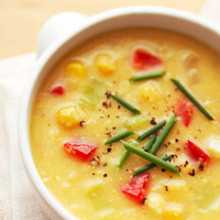 Pepper-Corn Chowder