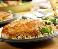 Quick & Easy Chicken, Broccoli & Brown Rice