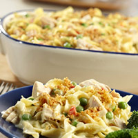 Classic Tuna Noodle Casserole