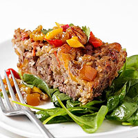 Nutty Meatless Loaf