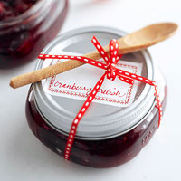 Chunky Cranberry Relish