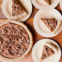 Apple-Butter Pumpkin Pie