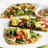 Image of Artichoke Flatbread, Better Homes and Garden