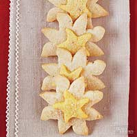 Mexican Sugar Cookies