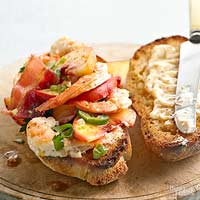 Peachy Po-Boy