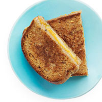 Grilled Cheese & Apple Sandwich