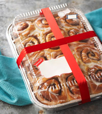 Heavenly Cinnamon Rolls
