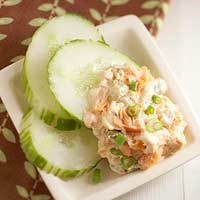 Triple Smoked Salmon-Pepper Dip