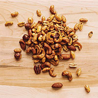 Chili Mixed Nuts