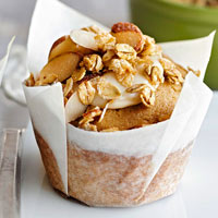 Maple Crunch Muffins