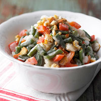 Image of Alfredo Green Beans, Better Homes and Garden