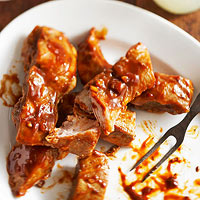 Barbecue Country-Style Ribs