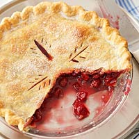 Cherry-Berry Pie